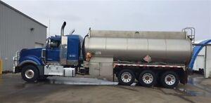 2013 Mack TD714 Tri-Drive Brenner Tank