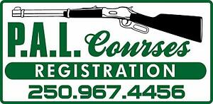 PAL (firearms Safety) Prince George British Columbia image 1