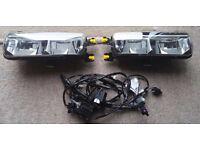 Land Rover Range Rover Fog Lights Made By Valeo New