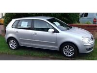 VW Volkswagon POLO 1.4L (80bhps) low mileage
