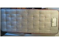 "2ft 6"" Single Mattress - Lovely Quality"