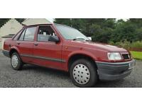 Vauxhall Nova Saloon, J reg, one owner,14000 miles, classic car, 1 year mot