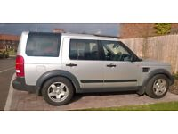 Landrover Discovery 3 2.7 TDV6 S