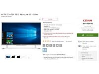 """ACER C24-760 23.8"""" All-in-One PC"""