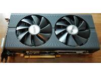 Sapphire RX 470 Nitro 4gb DDR5 Graphic Card