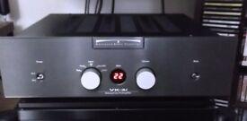 Balanced Audio Technology BAT vk-3i valve Preamplifier