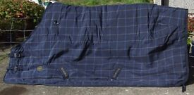 QUALITY MARK TODD STABLE RUG - NEW - 6ft 3""
