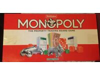 Waddingtons Monopoly Complete for sale  Durham, County Durham