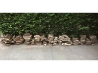 FREE Used broken patio slabs / Crazy Paving