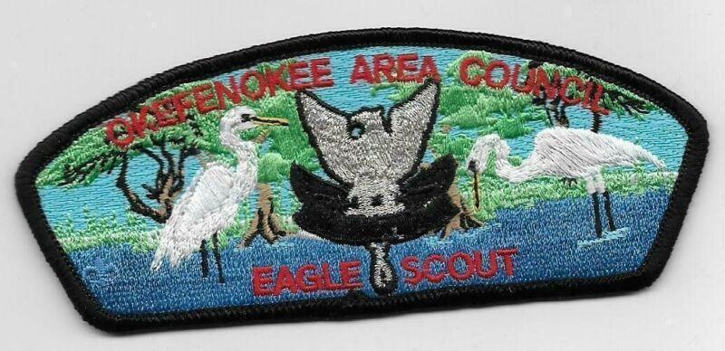OKefenokee Area Council SA-23b 2006 Eagle Scout CSP