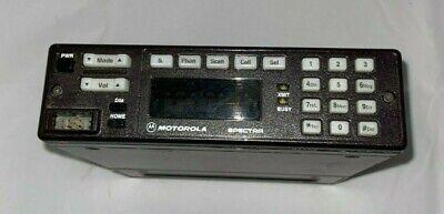 Used Motorola Spectra Vhf Radio Modelda7kx067w