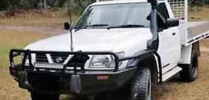 2001 Nissan Patrol Ute St Marys Penrith Area Preview