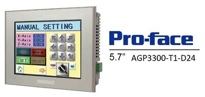 New In Box Pro-face Proface Agp3300-t1-d24 Hmi Touch Screen