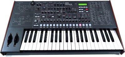 KORG MS 2000B MS2000B MS-2000 B Analog Modeling Synthesizer BLACK + GEWÄHR