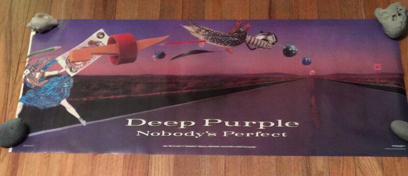 DEEP PURPLE  Nobody