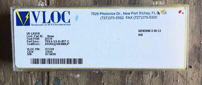 Vloc Ndyag Laser Rod Yr0.6-3.0-45.0fp-c Arar 1064nm New In Box