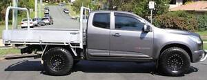 2012 Holden Colorado Ute 4x4 TURBO DIESEL REGO AND RWC Southport Gold Coast City Preview