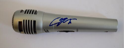 Liam Payne Signed Autographed Microphone ONE DIRECTION COA VD