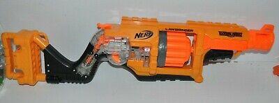 NERF Doomlands LAWBRINGER Soft Dart Blaster