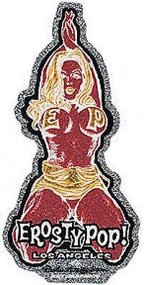 Erosty Pop Call Me Sticker Decal Rockin Jelly Bean R25