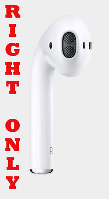 Apple AirPods Honest  RIGHT SIDE AIRPOD ONLY *BRAND NEW* (MMEF2AM/A) BLUETOOTH