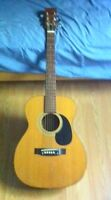 for sale/trade acoustic guitar (sold AS IS to FIX)