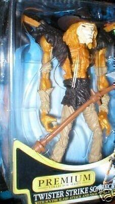 Scarecrow From Batman (TWISTER STRIKE SCARECROW FROM BATMAN DARK KNIGHT , NEVER)