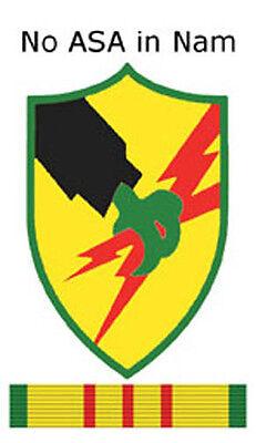 Army Security Agency USASA Field Station Berlin Teufelsberg Fridge Magnet v.3