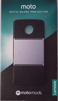 *BRAND NEW* Moto Insta-Share Projector Motomods Motorola Z Droid Force Play