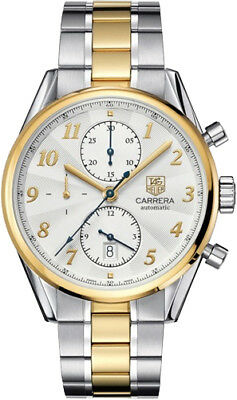 CAS2150.BD0731 | BRAND NEW TAG HEUER CARRERA HERITAGE MEN'S LUXURY WATCH