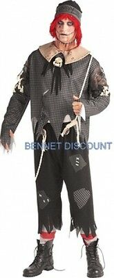 ADULT RAG DOLL MAN FANCY DRESS HALLOWEEN COSTUME MED SCARY was £39.99  reduced](Halloween Costumes Scary Rag Doll)