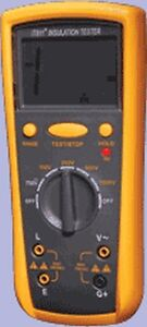 Digital Megohmmeter, Megger Insulation Tester 1000V