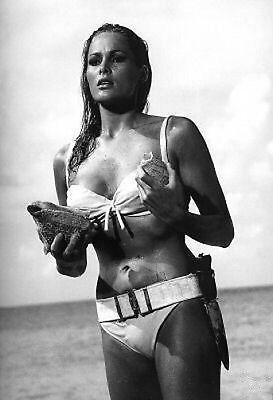 Ursula Andress 007 James Bond 10x8 Photo #2