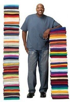 Peaches Pick NEW Mens Tall Tees LT XLT 2XLT 3XLT 4XLT 100% Ultra Cotton T-Shirts