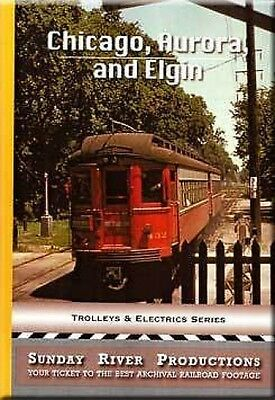 Chicago, Aurora, and Elgin Trolleys and Electric Series