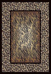 Tiger Print Rug Ebay