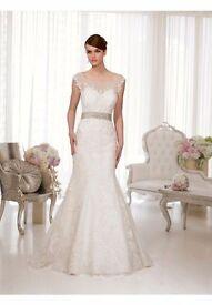 Essense of Australia Wedding Dress Size 10