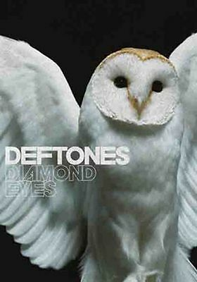 DEFTONES - DIAMOND EYES - FABRIC POSTER - 30x40 WALL HANGING OWL 52081