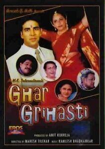 GHAR-GRIHASTI-NEW-BOLLYWOOD-DVD-FREE-POST