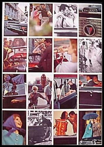 1963 Plymouth Valiant HUGE Prestige Brochure Catalog MINT!