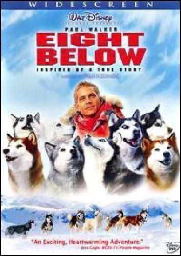 EIGHT BELOW DVD MOVIE *NEW* AUS EXPRESS