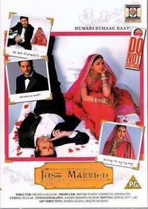 JUST-MARRIED-BRAND-NEW-EROS-BOLLYWOOD-DVD-FREE-POST