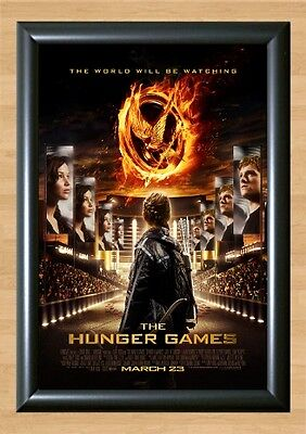 Hunger Games Stadium Movie Wall Home Decor Photo Poster Picture Print A4 297x210 (Hunger Games Dekorationen)