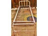 VICTORIAN METAL FRAMED BEDS