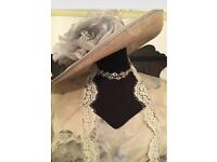 John Charles Mother of the Bride Outfit size 14 Dress, Jacket & Hat