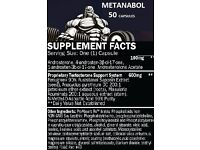 METANABOL MUSCLE BUILIDING