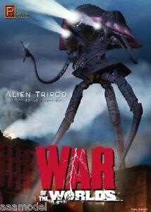 Pegasus 1/144 scale War of the World Alien Tripod 9005