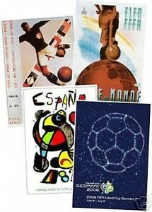 Italy-World-Cup-Winners-Champions-set-of-4-Posters-Fifa