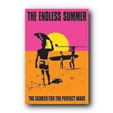 ENDLESS SUMMER - CLASSIC MOVIE POSTER 24x36 - SURFING 3106