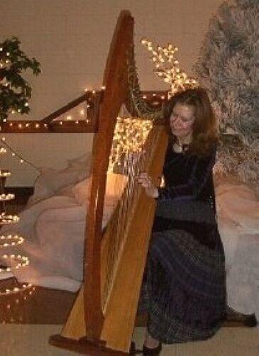 CUSTOM ARRANGEMENT, Lead Sheet, Harp, Piano, Guitar